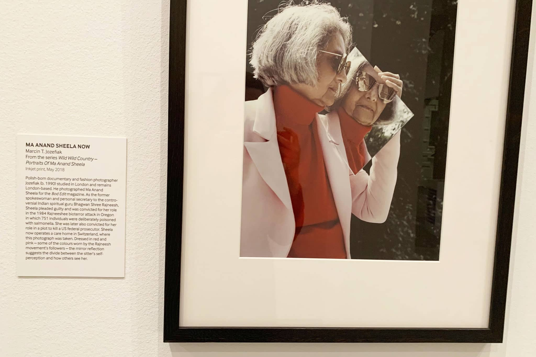 Eco-Visionaries – The Royal Academy exhibition photo
