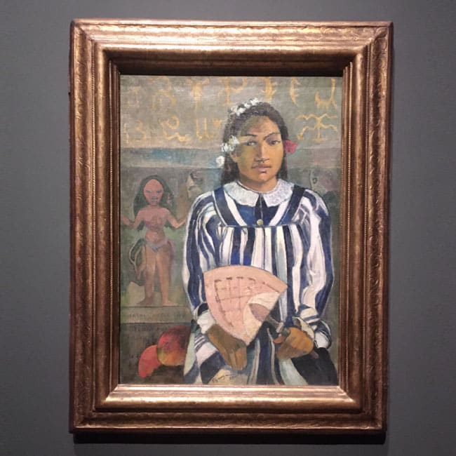 Gauguin Portraits – The National Gallery