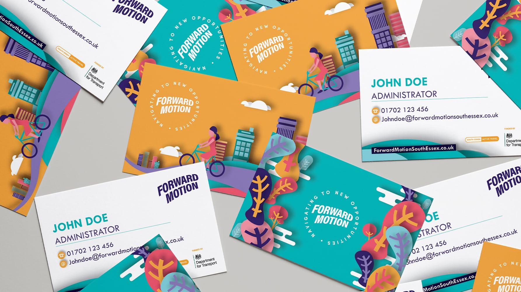 ForwardMotion Branding