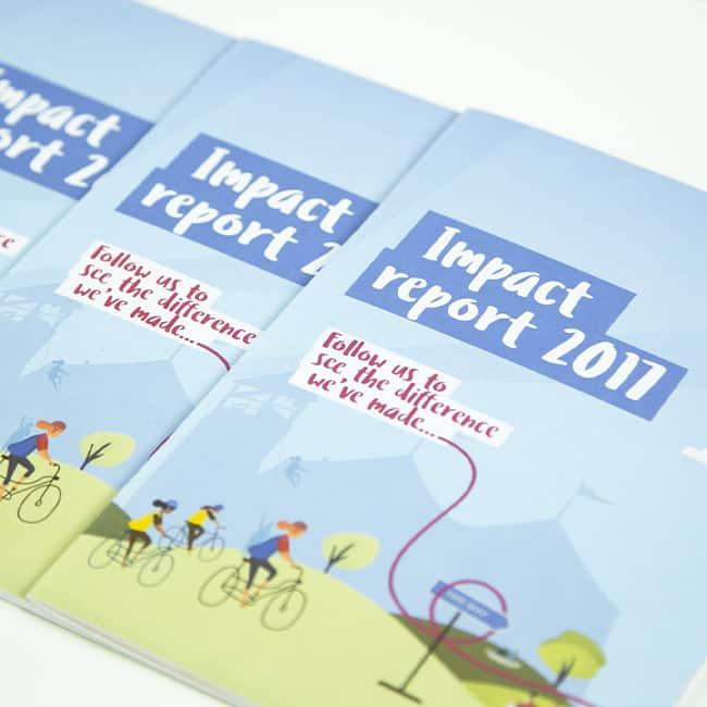 GirlGuiding impact report
