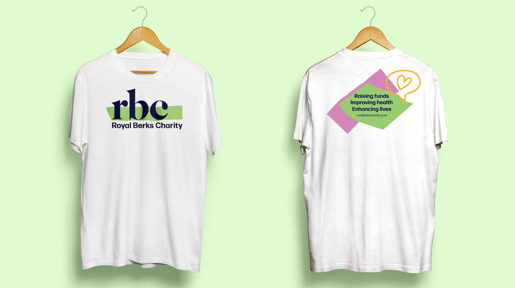 Royal Berks Charity t-shirt