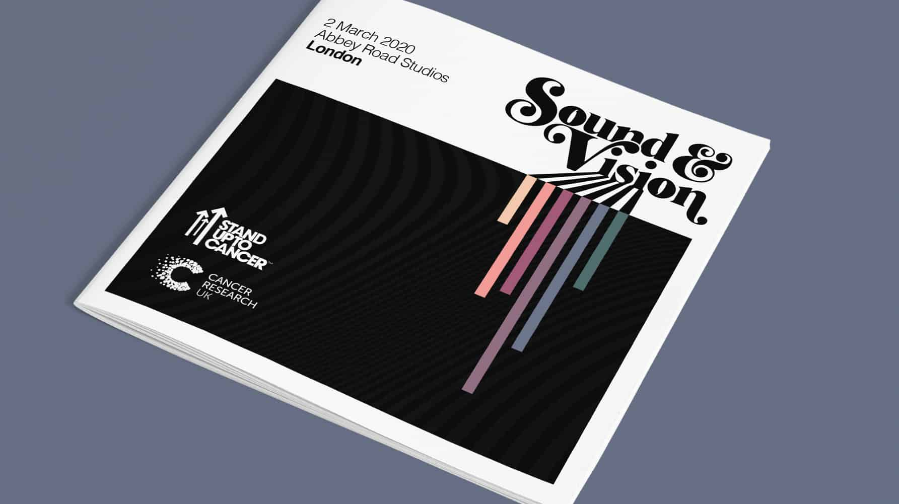 CRUK-Sound-and-Vision brochure